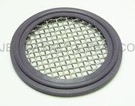 "Tri Clamp Screen Gasket 2"" Purple Viton GF600S 10 Mesh"