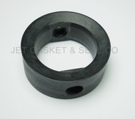 """Butterfly Valve Seat 1-1/2"""" Black EPDM Compatible with Candigra-Inoxpa"""