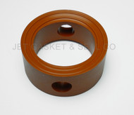 "Definox Butterfly Valve Seat for Pub Systems 1-1/2"" Orange SILICONE"