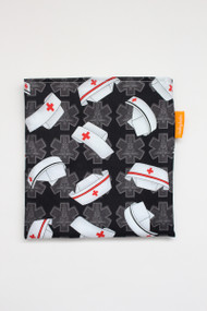 Nurse Hats reusable snack bag