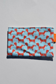 fox snack bag size small