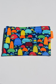 Funky turtles size small snack bag