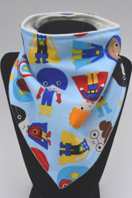 Superkid boys bandana bib