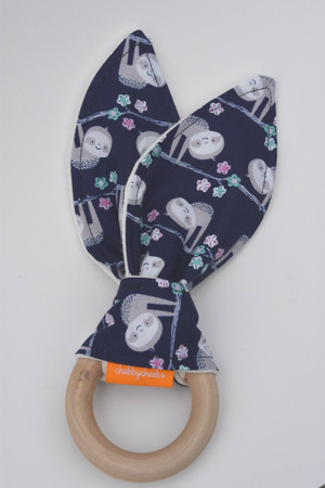 Sloth Wooden teether