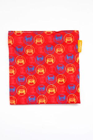 Jeeps reusable snack bag