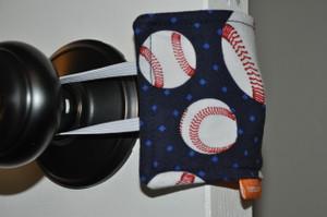 Baseball Door Silencer