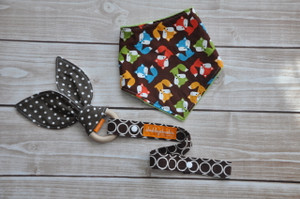 Brown Fox Gift Set