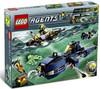 LEGO Agents Mission 7: Deep Sea Quest Exclusive Set #8636
