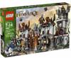 LEGO Castle Troll's Mountain Fortress Set #7097