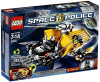 LEGO Space Police Space Truck Getaway Set #5972 [Container Heist]