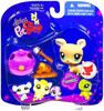 Littlest Pet Shop 2009 Assortment A Series 4 Deer Figure #979 [Campfire & Marshmallow]