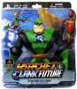 Ratchet and Clank Future Series 1 Captain Quark & Scrunch Action Figure 2-Pack