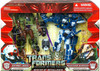 Transformers Revenge of the Fallen Master of Metallikato Exclusive Action Figure 2-Pack [Autobot Whirl & Decepticon Bludgeon]