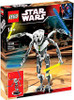 LEGO Star Wars Revenge of the Sith General Grievous Exclusive Set #10186
