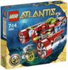 LEGO Atlantis Typhoon Turbo Sub Set #8060