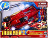 Iron Man 2 Mark VI Red Vortex Action Figure Vehicle