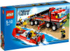 LEGO City Off-Road Fire Truck & Fireboat Exclusive Set #7213
