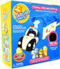 Zhu Zhu Pets Police Car & Station Playset