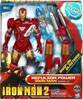 Iron Man 2 8 Inch Lights & Sounds Repulsor Power Iron Man Mark VI Action Figure
