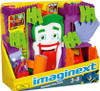 Fisher Price DC Super Friends Batman Imaginext The Joker's Fun House 3-Inch Figure Set