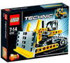 LEGO Technic Mini Bulldozer Set #8259