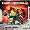 Transformers Exclusives Autobot Blaster Exclusive Action Figure