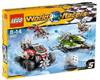 LEGO World Racers Blizzard's Peak Set #8863