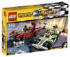 LEGO World Racers Wreckage Road Set #8898
