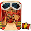 DC Plastic Man Exclusive Action Figure [Includes Suitcase]