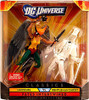 DC Universe Classics Hawkgirl Vs Gentleman Ghost Exclusive Action Figures