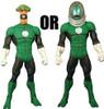 DC Universe Green Lantern Classics Series 2 Medphyll or Naut Ke Loi Action Figure