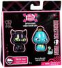 Monster High Monster Cross Crescent & Hissette Figure 2-Pack