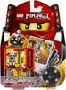 LEGO Ninjago Spinjitzu Spinners Krazi Set #2116