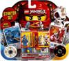 LEGO Ninjago Spinjitzu Spinners Spinjitzu Jay Vs. Frakjaw Set #2257