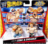 WWE Wrestling Rumblers Series 1 John Cena [Blue Hat] & Sheamus Mini Figure 2-Pack