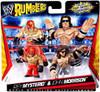 WWE Wrestling Rumblers Series 1 Rey Mysterio & John Morrison Mini Figure 2-Pack