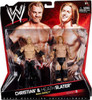 WWE Wrestling Series 9 Christian & Heath Slater Action Figure 2-Pack