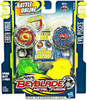 Beyblade Metal Fusion Spiral Blitz 2-Pack #2 [Earth Virgo & Evil Pisces]