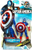 The First Avenger Comic Series Heavy Artillery Captain America Action Figure #2