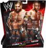 WWE Wrestling Series 10 David Otunga & Michael Tarver Action Figure 2-Pack