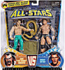 "WWE Wrestling All Stars Jake ""The Snake"" Roberts Vs. Randy Orton Exclusive Action Figure 2-Pack"