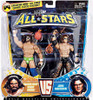 WWE Wrestling All Stars Macho Man Randy Savage Vs. John Morrison Exclusive Action Figure 2-Pack