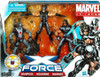 Marvel Universe Super Hero Team Packs X-Force Action Figure Set