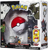 Pokemon Black & White Series 1 Catcher Zorua, Tepig & Pidove Figure 3-Pack