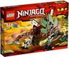 LEGO Ninjago Earth Dragon Defense Set #2509