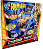 WWE Wrestling Rumblers Series 1 Titantron Tower Mini Figure Playset