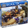 Mega Bloks Halo The Authentic Collector's Series UNSC Spade vs. Skirmisher Set #96981