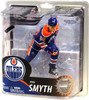 McFarlane Toys NHL Edmonton Oilers Sports Picks Series 30 Ryan Smyth Action Figure [Blue Jersey]