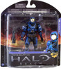 McFarlane Toys Halo Reach Series 5 Spartan Security Exclusive Action Figure [Blue]