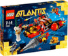 LEGO Atlantis Deep Sea Raider Set #7984